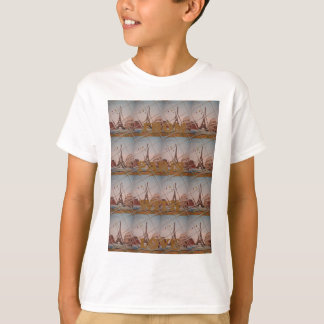 From Paris With Love blue sky colors Tshirt