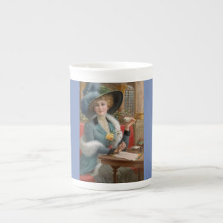 From Paris With Love Bone China Mug
