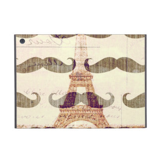 From Paris with mustache Case For iPad Mini