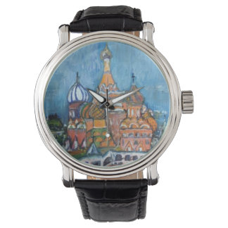 From Russia with Love Adoption Painting Watch
