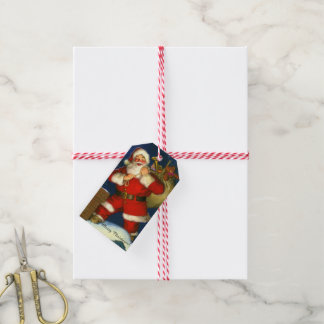 From Santa Your Child's Name 10 Christmas Holiday Gift Tags