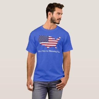 From Sea to Shining Sea T-Shirt