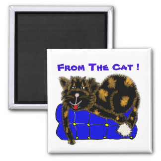 , From The Cat ! Magnet