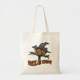 From The Field Halloween Tote Bag Budget Tote Bag