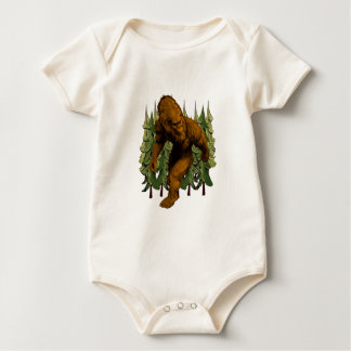 FROM THE FOREST BABY BODYSUIT