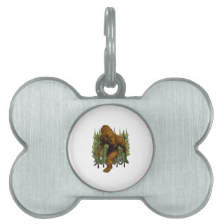 FROM THE FOREST PET ID TAG