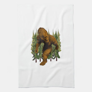 FROM THE FOREST TEA TOWEL