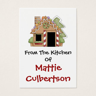 """From The Kitchen Of"" Cards by SRF"
