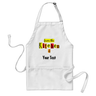 From the Kitchen of Retro Custom Apron
