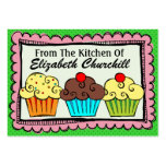 From the Kitchen - SRF Business Card