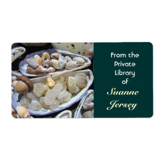 From the Private Library of Your Name Book Tags