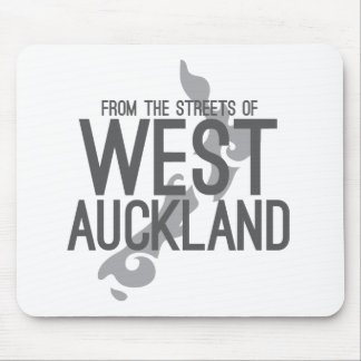From the Streets of West Auckland Mousemat