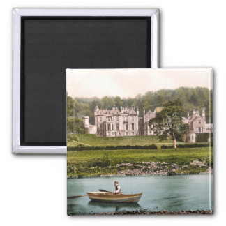 From the Tweed, Abbotsford, Scotland Magnet