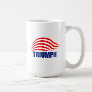 From Trump to Triumph Coffee Mug