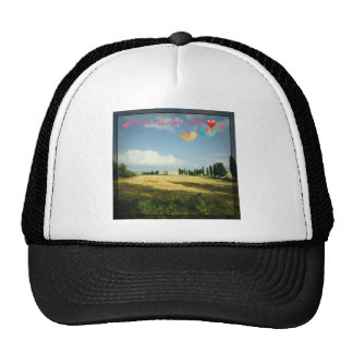 From Tuscany With Love Cap