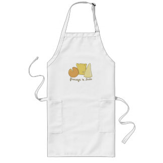 Fromage a Trois apron/smock Long Apron