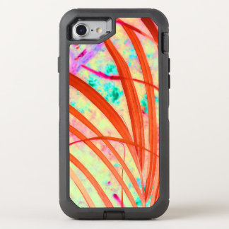 Fronds Go Red OtterBox Defender iPhone 8/7 Case