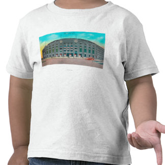 Front Entrance to Yankee Stadium View Shirt