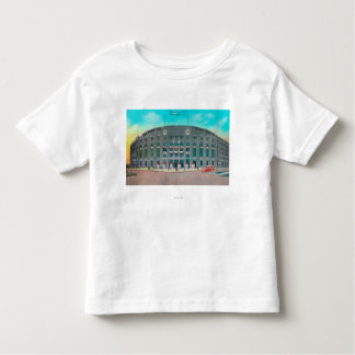 Front Entrance to Yankee Stadium View Tshirts