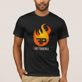 Front FirePowered Logo T-Shirt