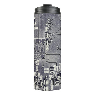 Front Side Bus Ride Thermal Tumbler