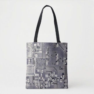 Front Side Bus Ride Tote Bag