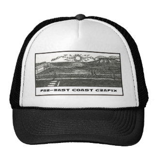 front street trucker hats