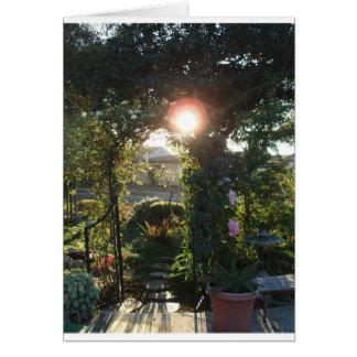 Front Yard Fantasy Card