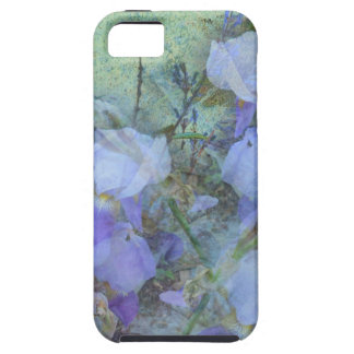 Front Yard Irises iPhone 5 Cover