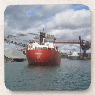 Frontenac & Saginaw at Essar Algoma 6 coasters