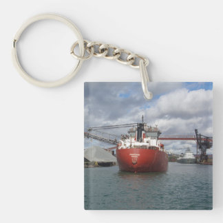 Frontenac & Saginaw at Essar Algoma key chain