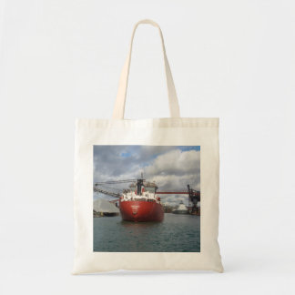 Frontenac & Saginaw at Essar Algoma tote bag