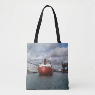 Frontenac & Saginaw at Essar all over tote bag