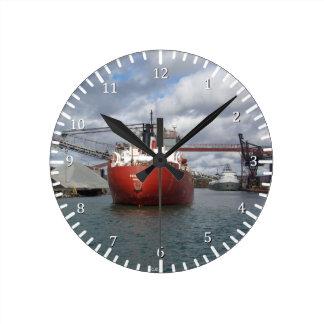 Frontenac & Saginaw clock
