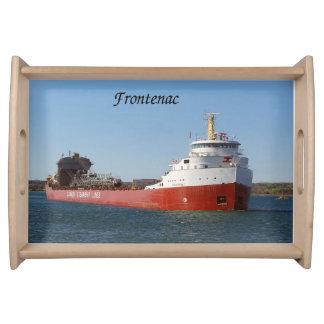 Frontenac tray