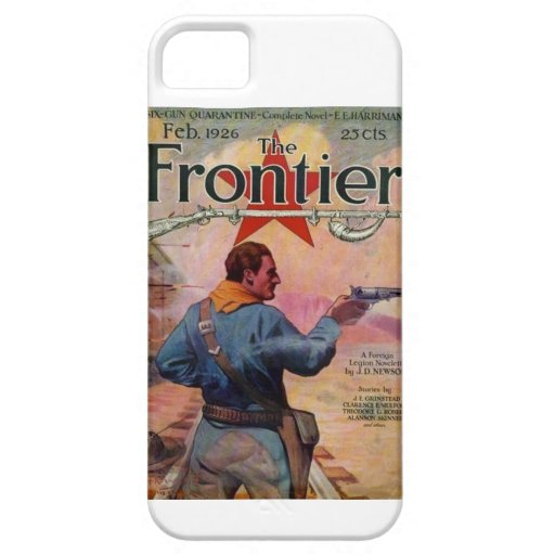 Frontier iPhone case Case For iPhone 5/5S
