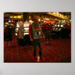 Frontier Las Vegas Casino Poster