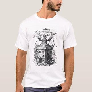 Frontispiece 'Collegium Fama Fraternitatis' T-Shirt