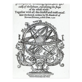 Frontispiece from 'A Plain Treatise �' Postcard