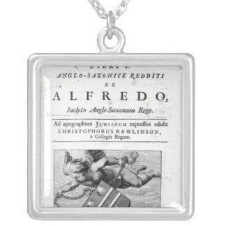 Frontispiece to Christopher Rawlinson's Square Pendant Necklace