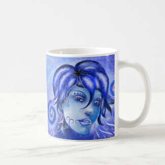 Frosinissia V1 - frozen face Coffee Mug