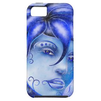 Frosinissia V1 - frozen face iPhone 5 Cases