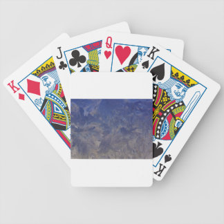 Frost 1 bicycle playing cards