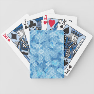 Frost Bicycle Playing Cards
