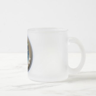 Frost crystal Cup grinding