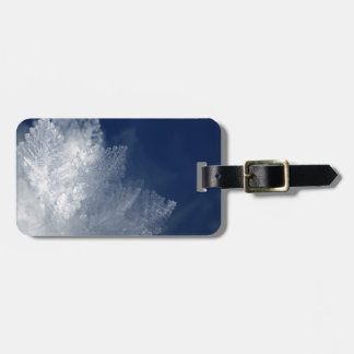 Frost Luggage Tag