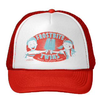 Frostbite Twins Retro Popsicle Hat