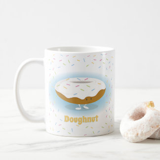 Frosted Donut with Sprinkles | Mug