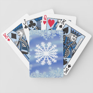 Frosted Edges VIII Bicycle Playing Cards