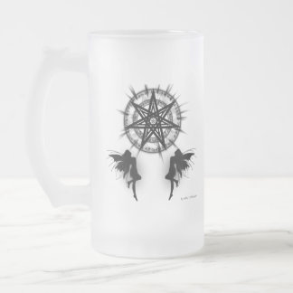 Frosted Faerie Magick Mug